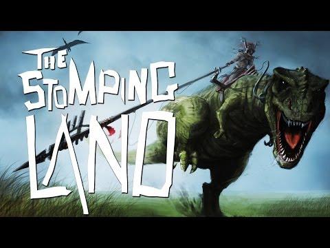 The Stomping Land - Joyride on a Carnotaurus