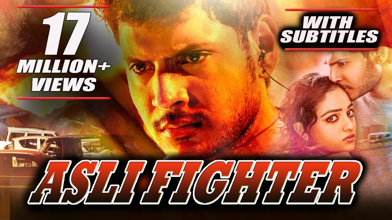 Asli Fighter (Okka Ammayi Thappa) 2017 | Sundeep Kishan, Nithya Menen