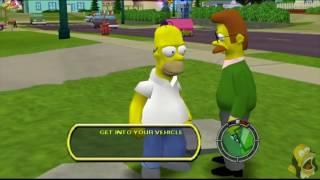 OS Simpsons Em PORTUGUES é por isso que hoje Completo jogabilidade
