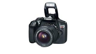 Canon EOS Rebel T6 18MP DSLR Camera w/EFS 1855mm/EF 7530...