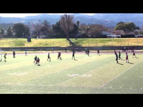 Crescenta Valley High School Boys Soccer - Hart Showcase 2013
