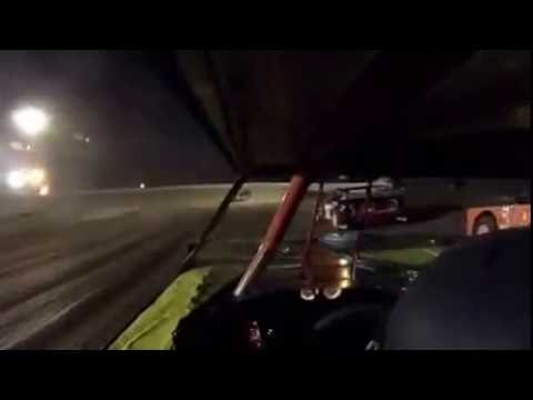 Legendary Hilltop Speedway Street Stock Feature 9 23 16  ION cam from R3