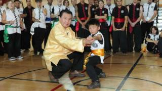 Grandmaster Doc-Fai Wong - White Dragon Martial Arts Seminars 2010 La Mesa, CA