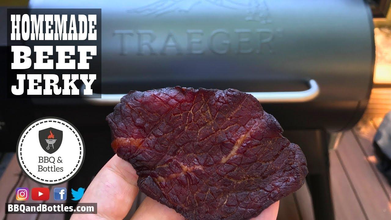 Homemade Teriyaki Beef Jerky