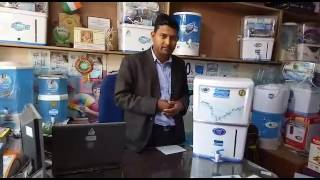 Kent Ace Ro Water Purifier Demo