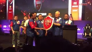 PM launches 2nd edition of much-awaited Malaysia Cyber Games