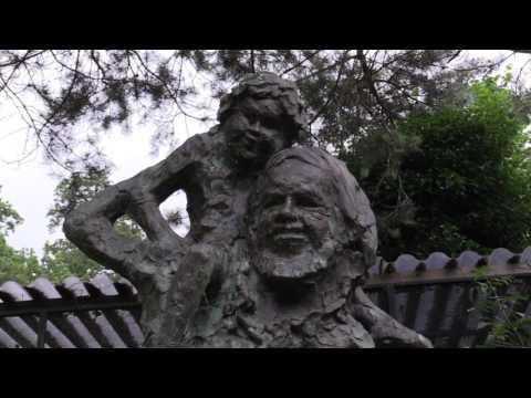 Ode to dutch Artist, sculptor/painter Jits Bakker