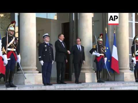 Peace talks towards resolution of Nagorno-Karabakh conflict