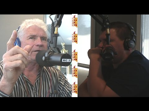 John Riggins Joins Chad In Studio