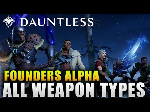 Dauntless - New Behemoth & New Weapon Announced [Info & Commentary