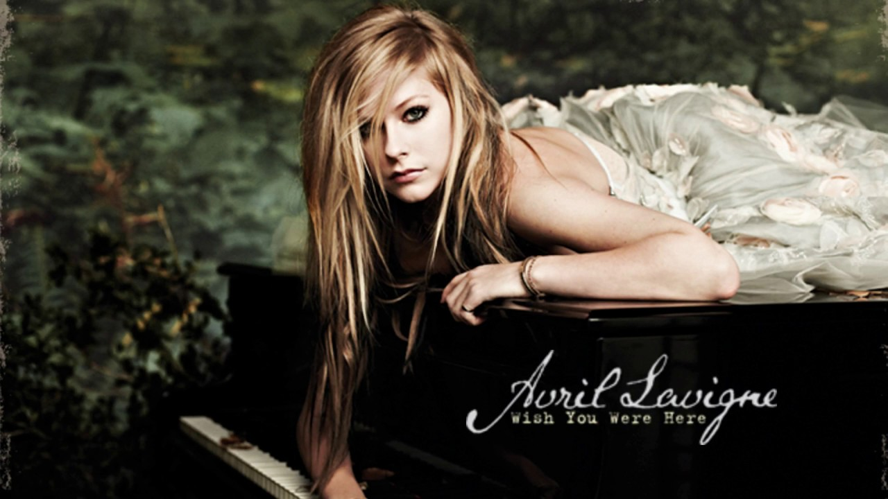 Wish You Were Here - Avril Lavigne Lyrics » [03:46] MP3