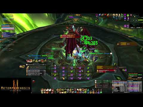 Mythic Kil'jaeden First Kill - Holy Paladin PoV