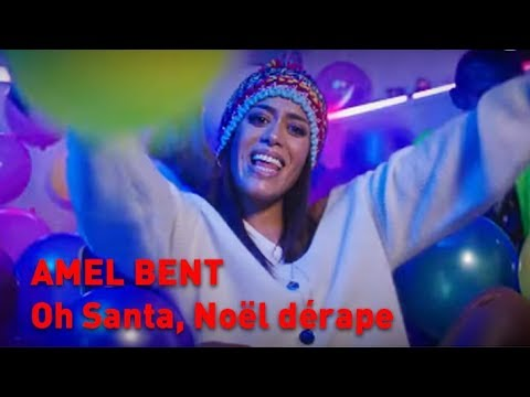 """AMEL BENT - Chanson """"Oh Santa, Noël dérape"""" en exclu pour TéléTOON+ et myCANAL"""