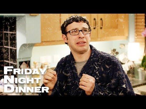The End Of Buggy | Friday Night Dinner