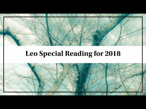 Leo - 12-Month Spread December Special Reading: New Spread!!***