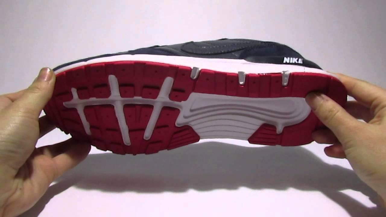 Обзор мужских кроссовок Nike Lunarlon