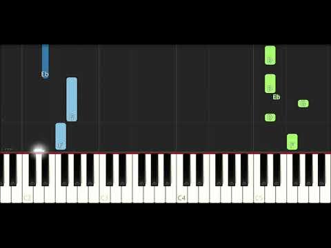 Tyga ft Honey Cocaine  Nann Nigga Piano Tutorial