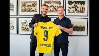 AndriyYarmolenkoWelcome to Borussia Dortmund || Goals and Skills ||