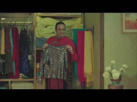 يوميات زوجة مفروسة أوي ج3 - ذات مومنت لما تحاول تقنع مراتك إنها تلبس الفستان ده 'علشان ما تشتريش'