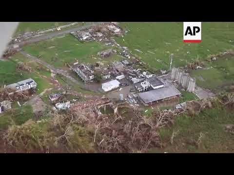 Study estimates higher death toll in Puerto Rico post-Maria