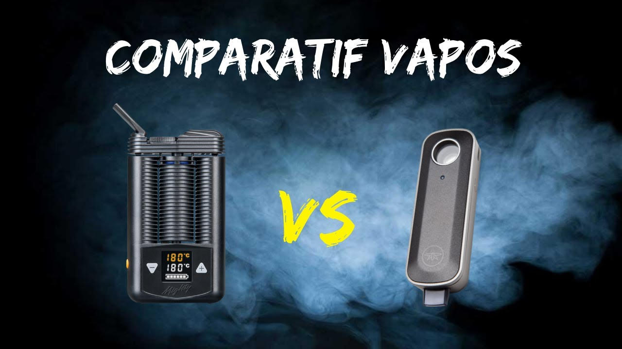 Comparatif Vaporisateurs Firefly 2 - Mighty