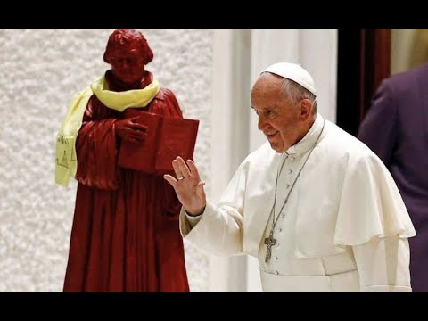 Luther's Revenge: Modern Catholicism