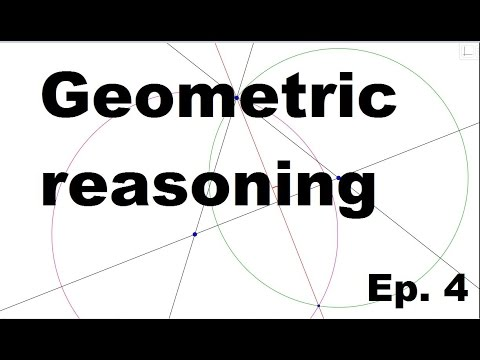 Geometric Reasoning