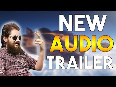 No Man's Sky - Brand New Trailer Audio Revealed! (Multiplayer, Better Animal Noises And More)