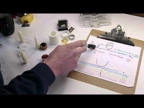 DIY Scanning Electron Microscope - Electron Gun Detail