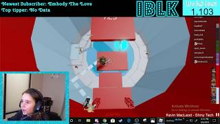 Roblox stream ^^ with fans