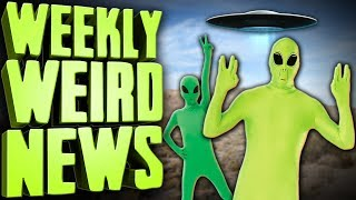 Storm Area 51 is HAPPENING! - Weekly Weird News