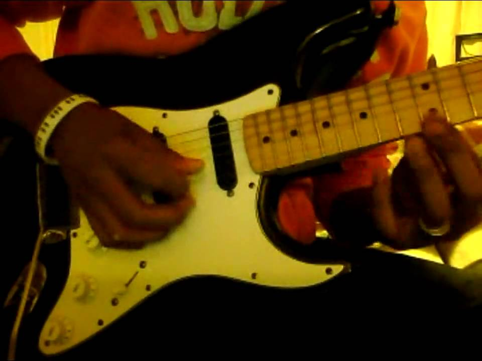 Tye Tribbett Bless The Lord Son Of Man Guitar Solo Lesson Youtube