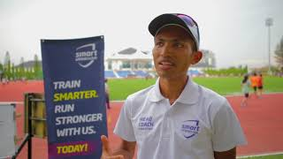 Great Ocean Road Running Festival (GORRF) 2018 | 5 Questions with Edan Syah