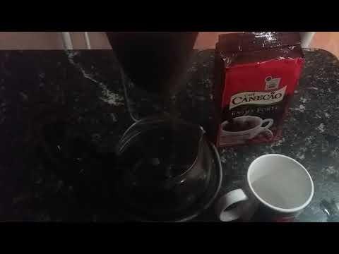Bom dia com um café bem quentinho.
