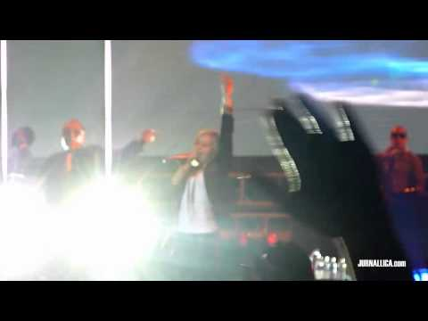 Far East Movement - Like a G6 (Live in Jakarta, Indonesia, 15 March 2011)