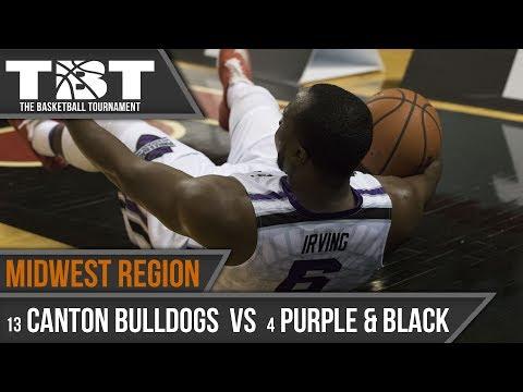 2017 Midwest Region Recap - #4 Purple & Black vs #13 Canton Bulldogs