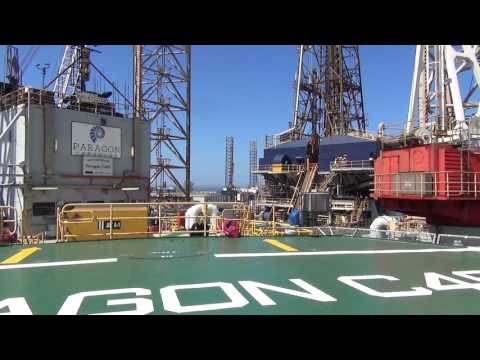 18-06-2017 oil rig Paragon C 463