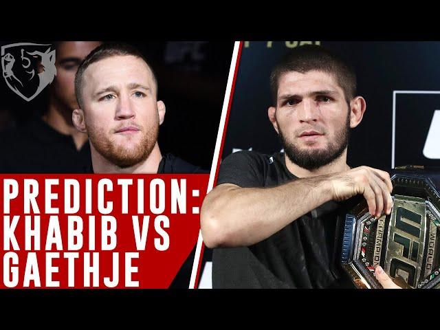 Khabib vs Gaethje Predictions & Who to Bet On