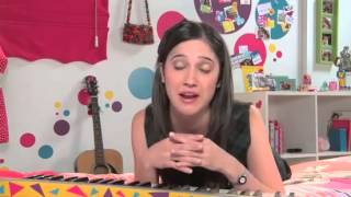 Violetta  Il videoblog di Francesca #3