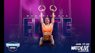 Wodapalooza 2019 - Saturday at Flagler, Elite Indy competition