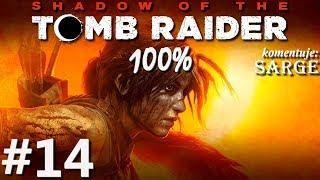 Zagrajmy w Shadow of the Tomb Raider (100%) odc. 14 - Ukryte przejście w ruinach
