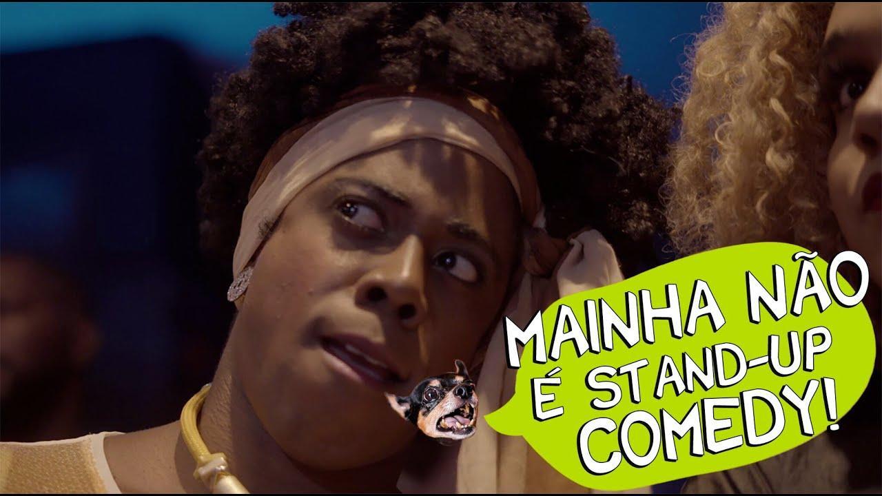Download Mainha não é stand-up comedy!