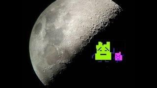 Is The Moon A Solar Disc? Simple Test