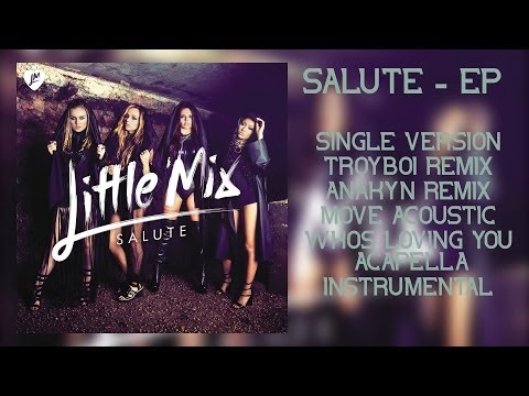 Little Mix - Salute [EP] with TrackSelect
