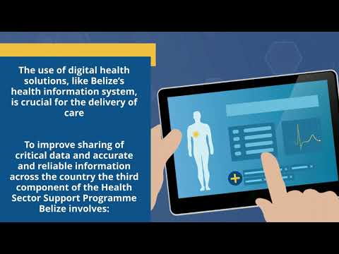 The Health Systems and Services Component of the Health Sector Support Programme Belize Project