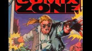 Comix Zone Academic Trailer (Imagined)