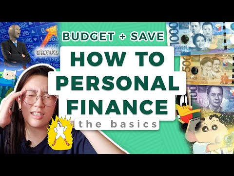How to Start Managing Money for Students and Beginners (BUDGET & SAVE) | Personal Finance Guide 2021