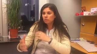 """#balancetonporc réponse d'une eurodéputée à ceux qui affirment """"elle aurait dû porter plainte"""""""