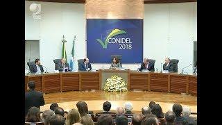 O Congresso Internacional de Direito Eleitoral (CONIDEL) aconteceu no Mato Grosso do Sul. O evento foi promovido pela Escola Judiciária Eleitoral do TRE do ...