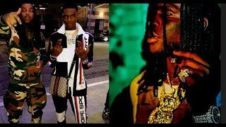 Chief Keef Cousin Tadoe Cosign Soulja Boy Putting Famous Dex On Gherbo Smoking Weed..DA PRODUCT DVD